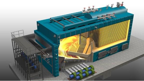 约翰节能兰炭型煤锅炉厂家
