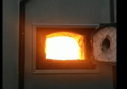 生物质锅炉燃烧图