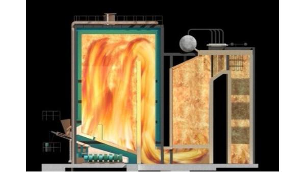 高温气化技术的生物质锅炉